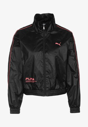 EVIDE JACKET - Veste imperméable - black