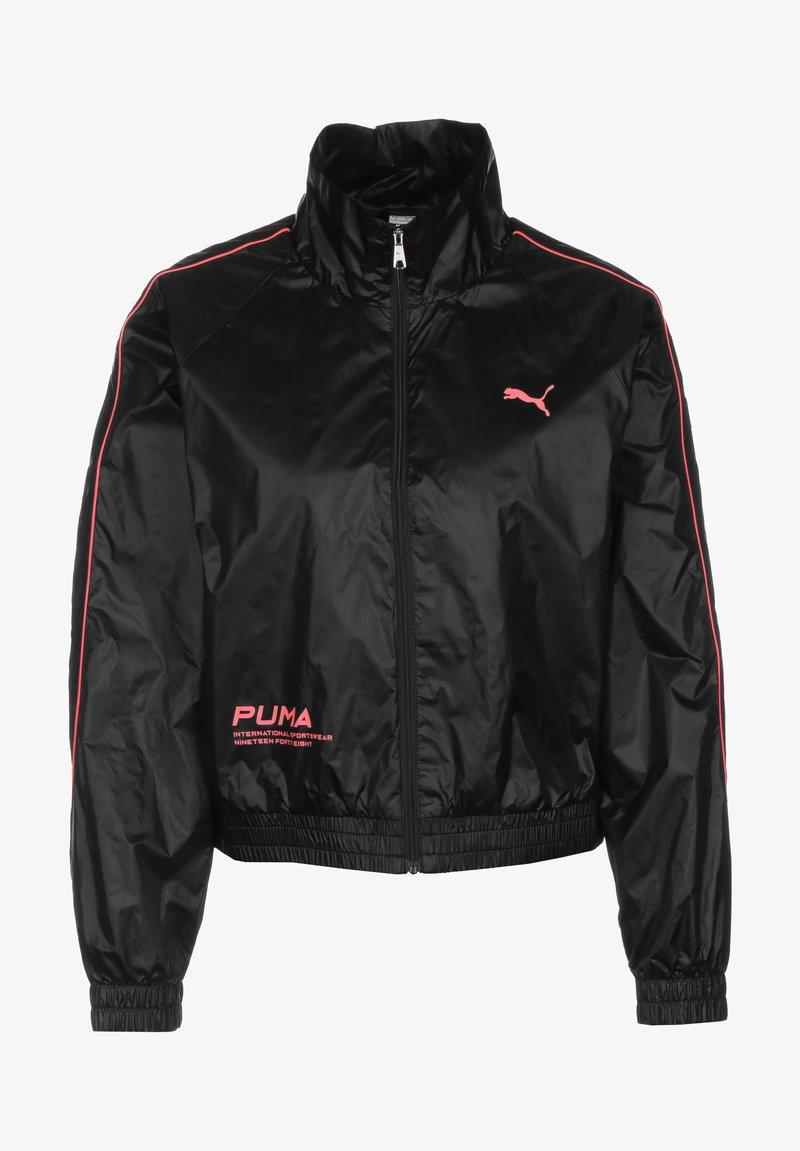 Puma - EVIDE JACKET - Waterproof jacket - black