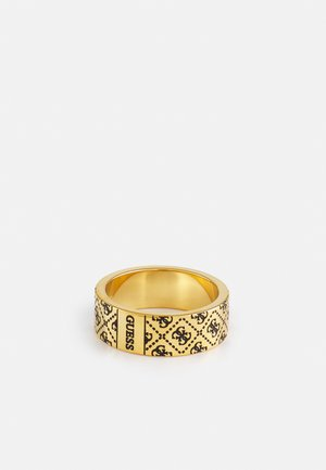PATTERN RING - Ring - antique gold-coloured