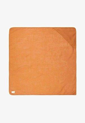 Bath towel - glazed ginger