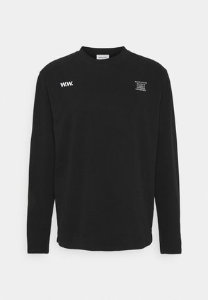 ANAKIN LONG SLEEVE - Long sleeved top - black