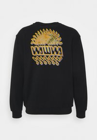 WAWWA - SUNSPOTS UNISEX - Sweatshirt - black - 1
