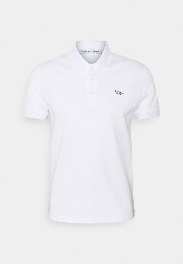 DARIOS - Polo - pure white