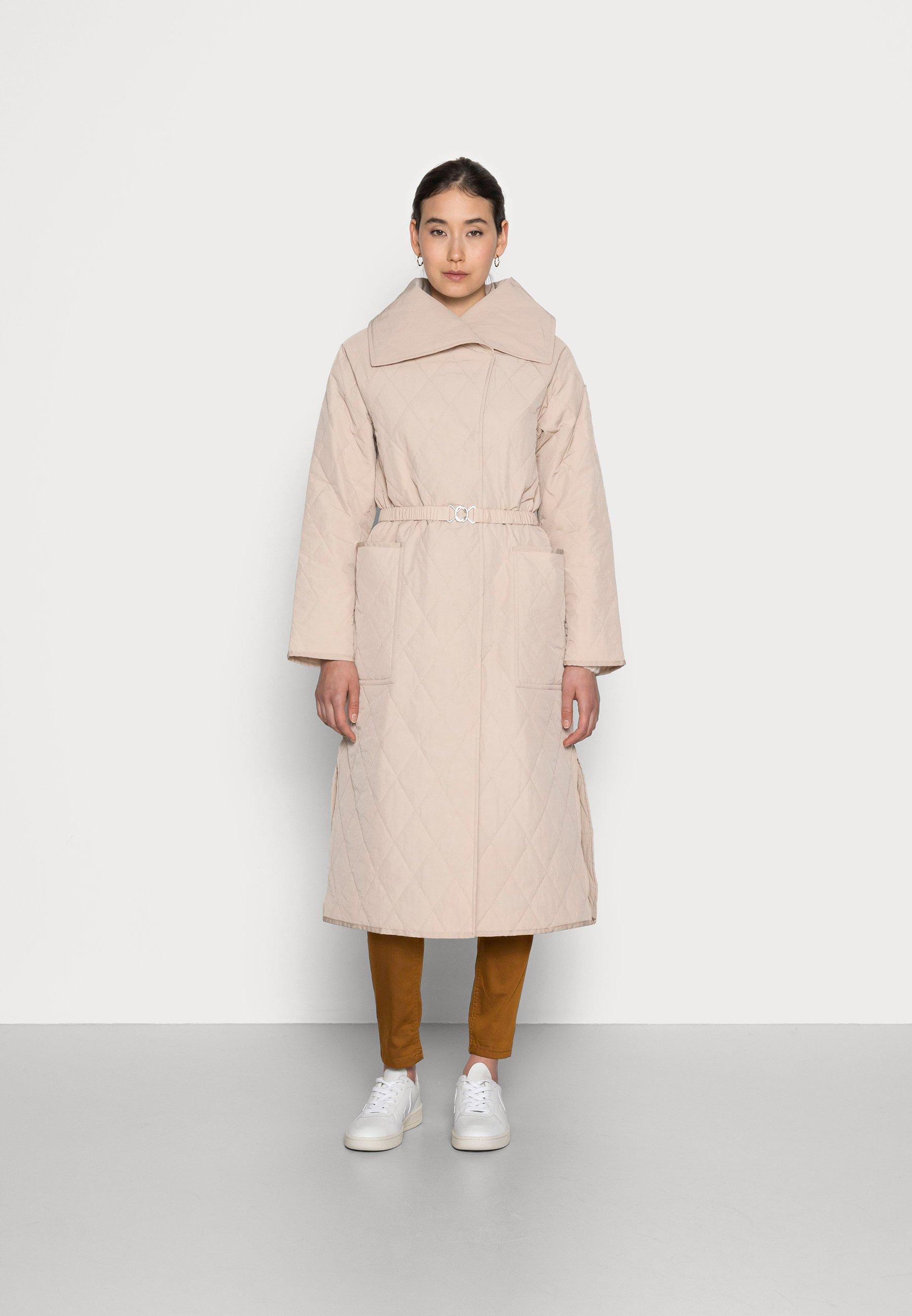 Damer CALLAS QUILTED COAT - Klassisk frakke