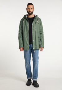 Schmuddelwedda - Waterproof jacket - green - 1