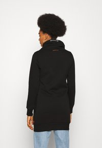 ONLY - ONLBETTE LONG HIGHNECK  - Hoodie - black - 2
