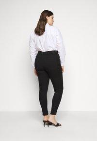 Dr.Denim Plus - LEXY PLUS - Jeans Skinny Fit - black - 2