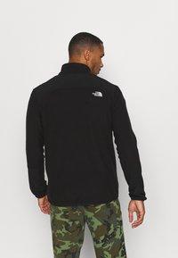 The North Face - GLACIER PRO FULL ZIP - Fleece jacket - black - 2
