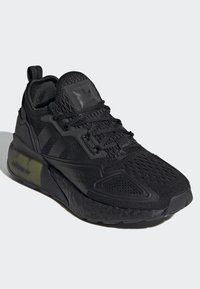 adidas Originals - ZX 2K BOOST J - Trainers - black - 2