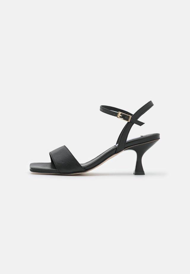 AGNES - Sandals - black