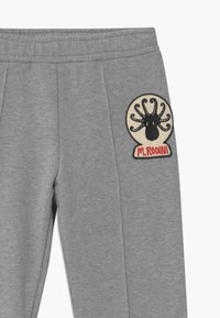 Mini Rodini - OCTOPUS PATCH - Trousers - grey melange - 3
