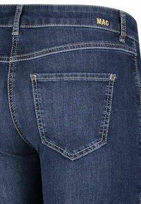 MAC Jeans - GRETA - Denim shorts - blueblack - 4
