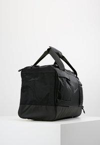 Nike Performance - POWER DUFF - Sports bag - black/black/black - 3