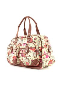 Oilily - TROPICAL BIRDS - Weekend bag - off white - 3