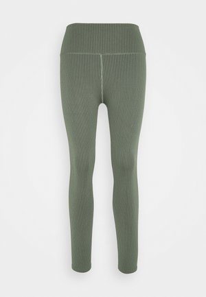 THE SEAMLESS LEGGING - Medias - agave