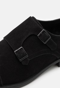 Pier One - Smart slip-ons - black - 5