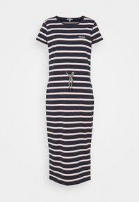 Barbour - BARBOUR BAYSIDE DRESS - Sukienka z dżerseju - navy - 5
