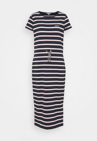 BARBOUR BAYSIDE DRESS - Jersey dress - navy