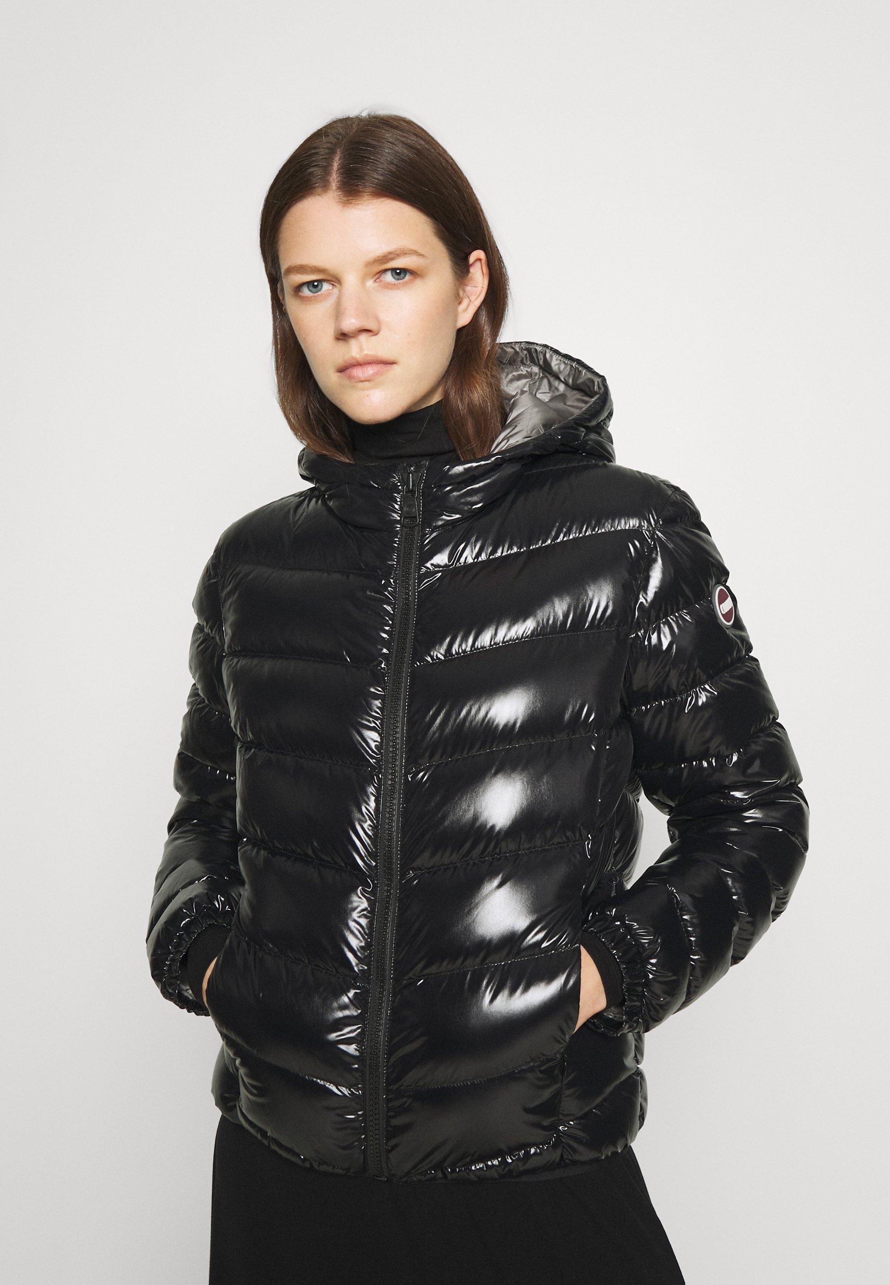 Women LADIES JACKET HOODED - Down jacket