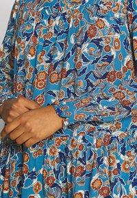 Molly Bracken - LADIES DRESS - Kjole - boho blue - 5