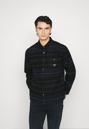 BOX POCKET - Shirt - sky captain