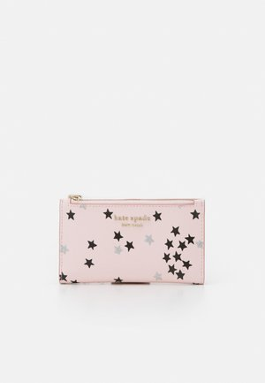 SMALL SLIM BIFOLD WALLET - Wallet - pink