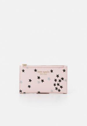 SMALL SLIM BIFOLD WALLET - Peněženka - pink