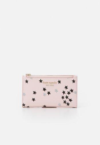SMALL SLIM BIFOLD WALLET - Wallet - pink