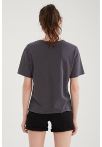 DeFacto - DISNEY MICKEY - T-shirt con stampa - anthracite - 2