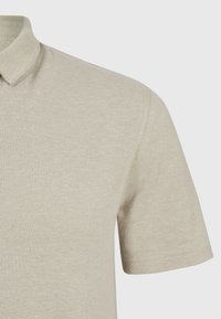AllSaints - HEMP SS POLO - Polo shirt - beige - 3