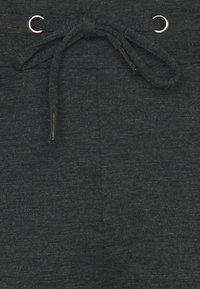 ICHI PETITE - KATE - Bukse - dark grey melange - 2