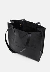 Ted Baker - CROCCON - Shopper - black - 2