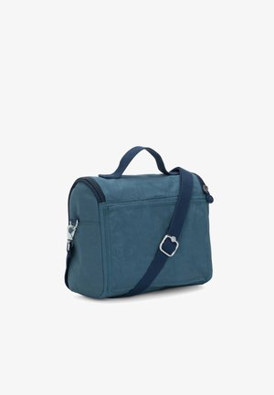 NEW KICHIROU - Across body bag - baltic aqua