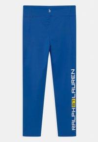 Polo Ralph Lauren - ACTIVE - Leggings - Trousers - blue - 1