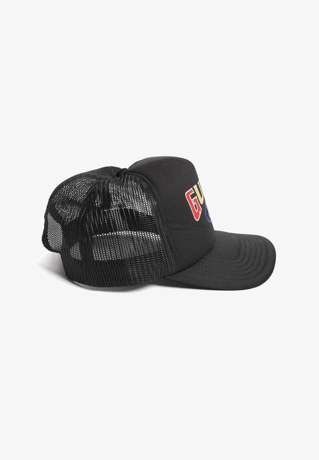 Cappellino - mehrfarbig schwarz