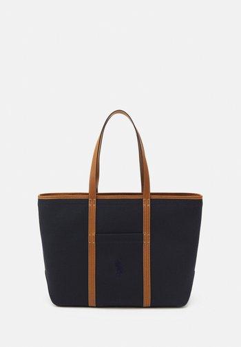 CLASSIC TOTE MEDIUM - Shopping bag - navy