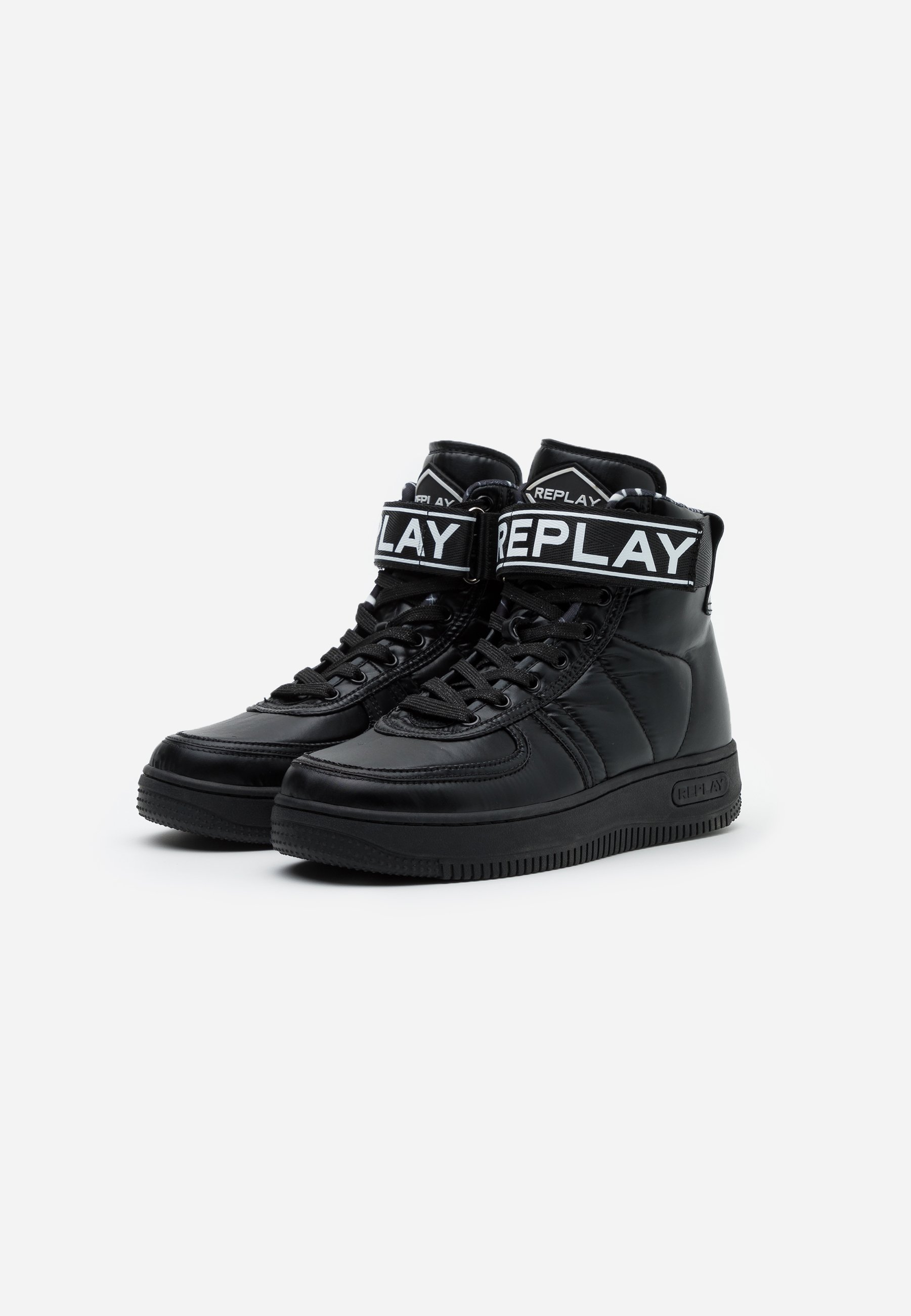 Replay Epic Endurance - Sneaker High Black/schwarz