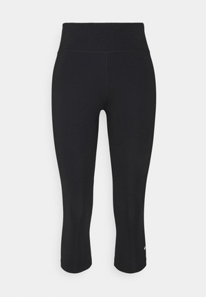 ONE - Pantalon 3/4 de sport - black