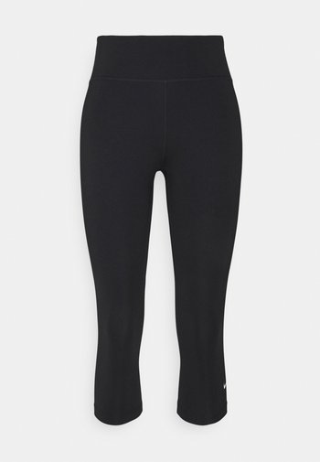 ONE - 3/4 sports trousers - black
