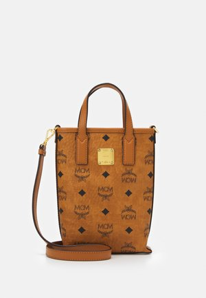 ESSENTIAL VISETOS ORIGINAL CROSSBODY MINI - Handbag - cognac