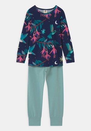 HUMMINGBIRDS SET - Pyžamová sada - dark blue