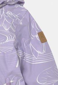 Reima - ANISE - Waterproof jacket - light violet - 3