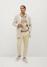 Mango - COLONIA-I - Short coat - beige - 1