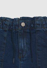 Staccato - TEENAGER - Jeansskjørt - dark blue denim - 2