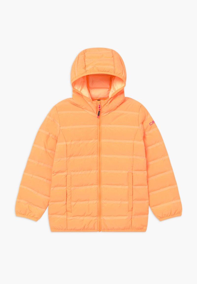 CMP - GIRL FIX HOOD - Outdoor jacket - solarium