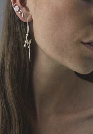 EARRING STUDS ARCHETYPES - N - Earrings - silver