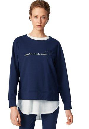 RONDA - Sweater - navy blau