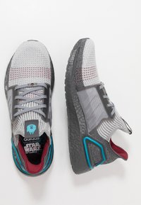 adidas Performance - UB19 STAR WARS MILLENNIUM - Laufschuh Neutral - grey five/grey two/bright cyan - 1