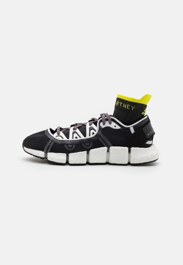 ASMC CLIMACOOL VENTO - Hardloopschoenen neutraal - footwear white/acid yellow/core black