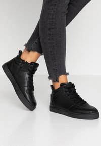 Anna Field - High-top trainers - black - 0